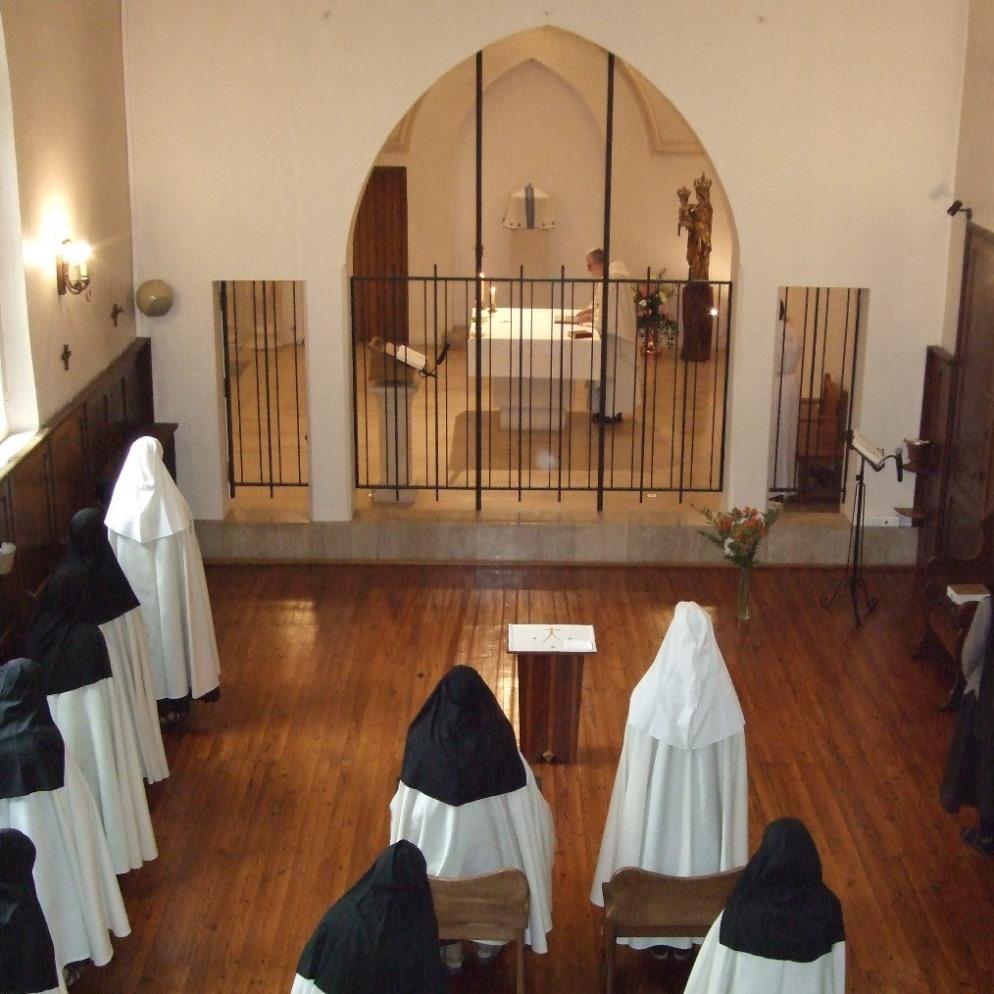photo de Chapelle du Carmel (Carmel de Bordeaux-Talence)